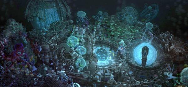 Deep Sea для Minecraft 1.8.9