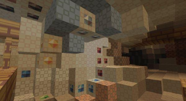 Leben для Minecraft 1.8
