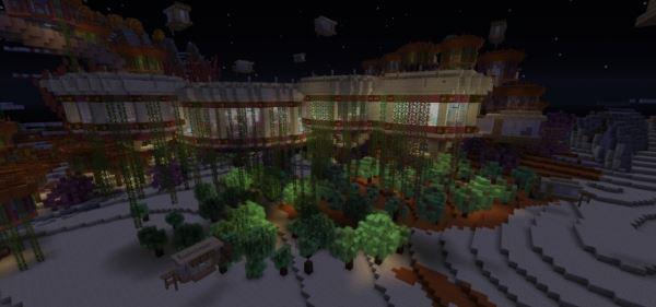 Mirthala для Minecraft 1.8.9