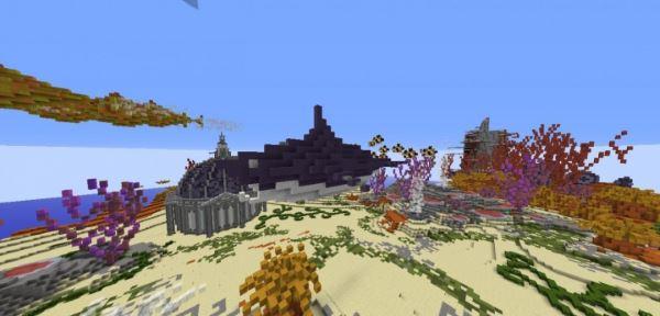 Massive MarineHaven для Minecraft 1.8.9