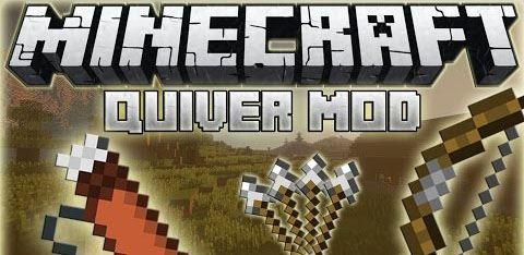 Quiver для Minecraft 1.7.10