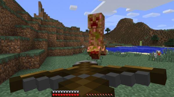 Crossbow 2 для Minecraft 1.7.10