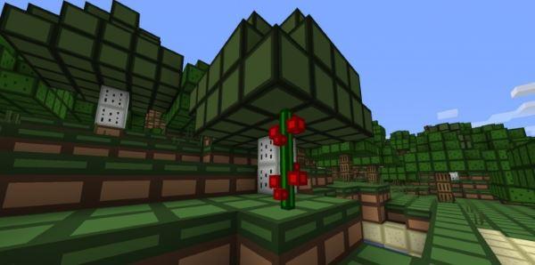 Kleneex 3D для Minecraft 1.8.9