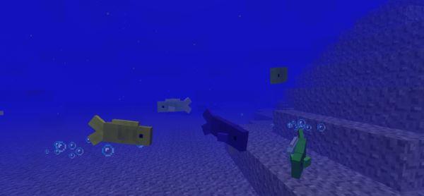 Aquatic Abyss для Minecraft 1.7.10
