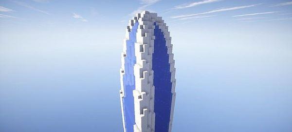 Tower #5 для Minecraft 1.8.9
