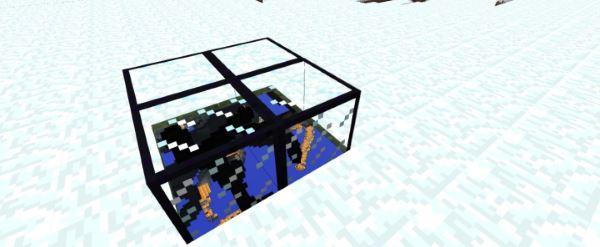 VoidGlass для Minecraft 1.7.10