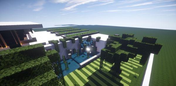 My Modern House #2 для Minecraft 1.8.9