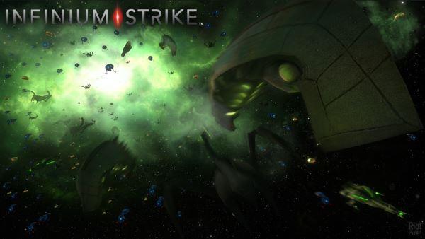 Трейнер для Infinium Strike v 1.0 (+12)