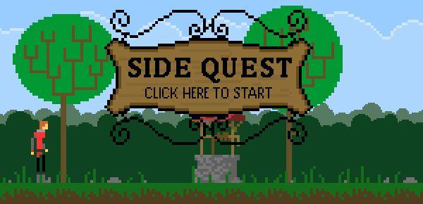Сохранение для Side Quest (100%)