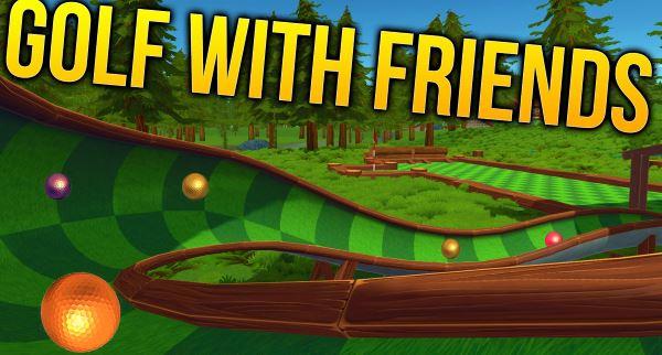 Сохранение для Golf With Friends (100%)