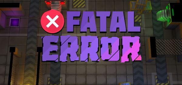 Сохранение для FATAL ERROR (100%)
