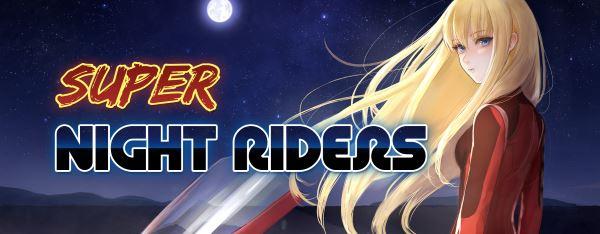 Русификатор для Super Night Riders
