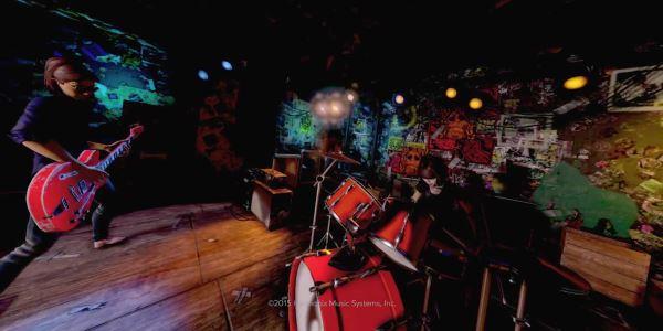 Патч для Rock Band VR v 1.0