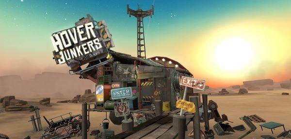 Трейнер для Hover Junkers v 1.0 (+12)