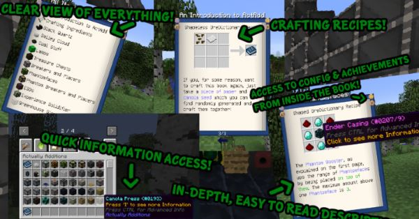 Actually Additions для Minecraft 1.9