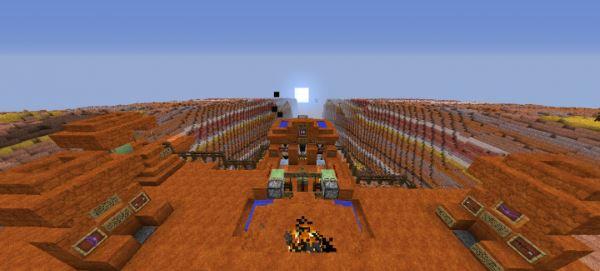 Mesa Racer 2 для Minecraft 1.9.2