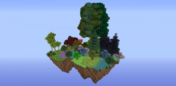 Terrain Crystals Add-ons для Minecraft 1.9