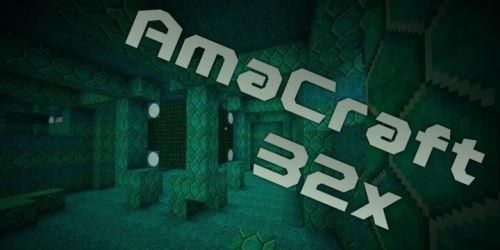 AmaCraft для Minecraft 1.8.9