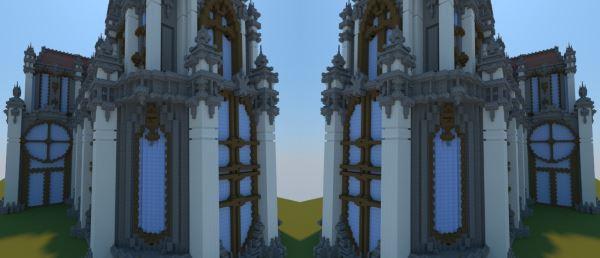 Large house для Minecraft 1.8.9