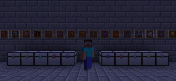 TerraArts для Minecraft 1.7.10