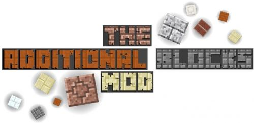 The Additional Blocks для Minecraft 1.8