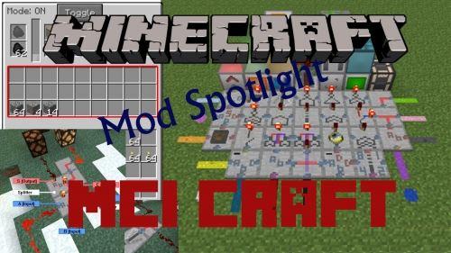 MCI Craft для Minecraft 1.7.10