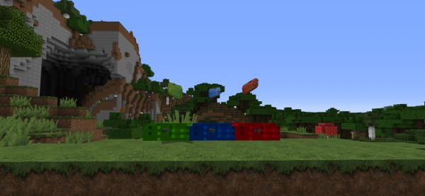 CounterStrike: Global Offensive для Minecraft 1.7.10