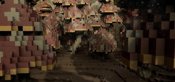 Titu Mountains для Minecraft 1.9.2