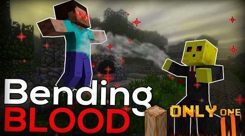 Blood Bending для Minecraft 1.9.2