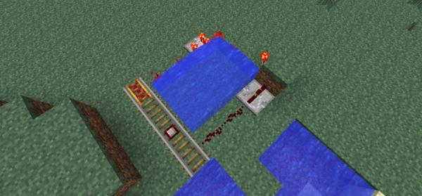 Waterproof для Minecraft 1.7.10
