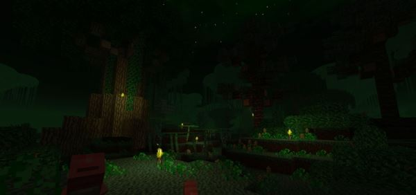 The Betweenlands для Minecraft 1.7.10
