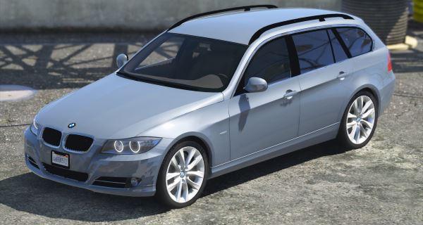 BMW 330D Touring для GTA 5