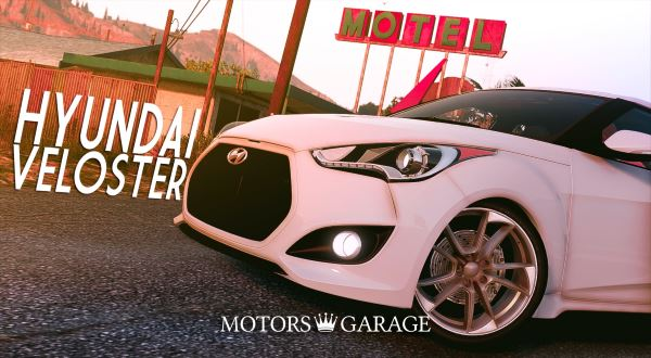Hyundai Veloster для GTA 5