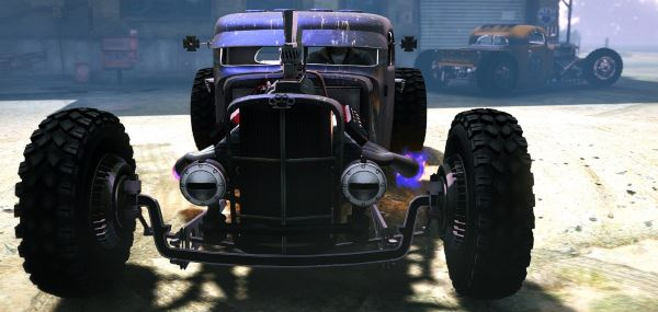 Dumont Type 47 Rat Rod для GTA 5