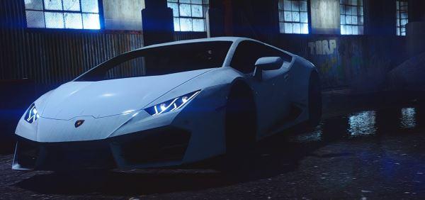Lamborghini Huracan LP 580-2 для GTA 5