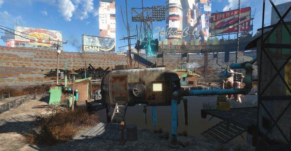 Радио Даймонд-Сити для Fallout 3