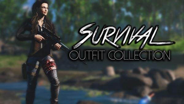Комплект выжившего для Fallout 4