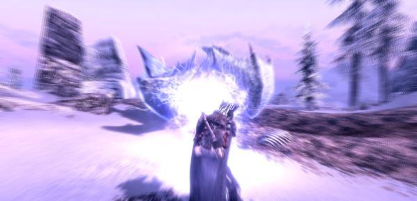 Destruction Power / Сила Разрушения для TES V: Skyrim