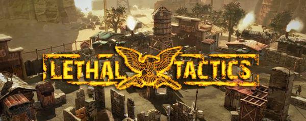 Сохранение для Lethal Tactics (100%)