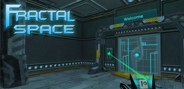 Русификатор для Fractal Space