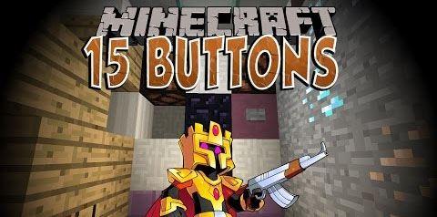 15 Buttons для Minecraft 1.9.2