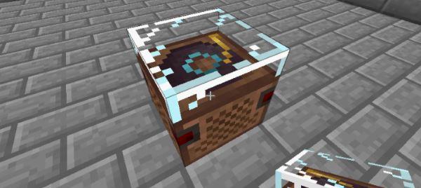 Sidben Redstone Jukebox для Minecraft 1.8.9
