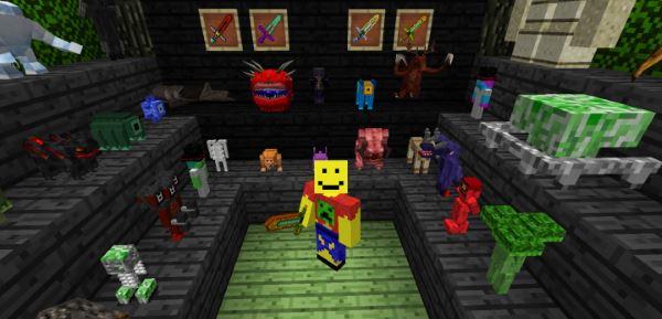 ObsTrophies для Minecraft 1.7.10