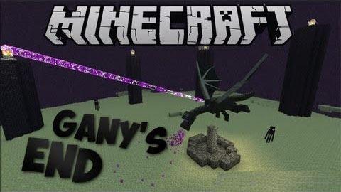 Gany's End для Minecraft 1.7.10