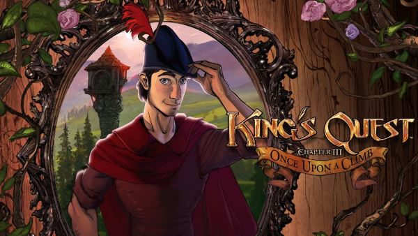 NoDVD для King's Quest - Chapter 3: Once Upon a Climb v 1.0