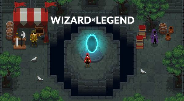 NoDVD для Wizard of Legend v 1.0