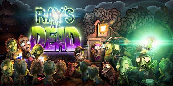 Сохранение для Ray's the Dead (100%)