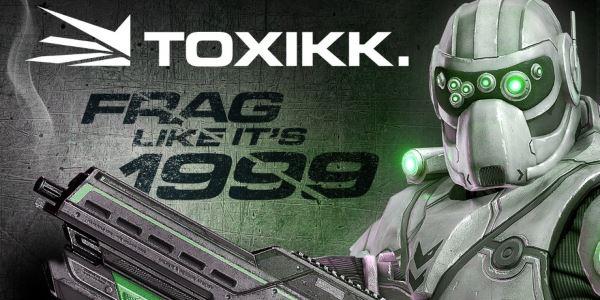 Трейнер для TOXIKK v 1.0 (+12)