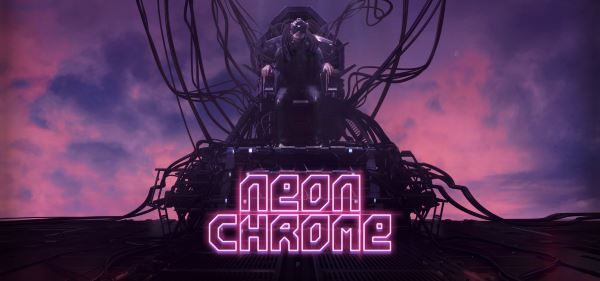 Русификатор для Neon Chrome