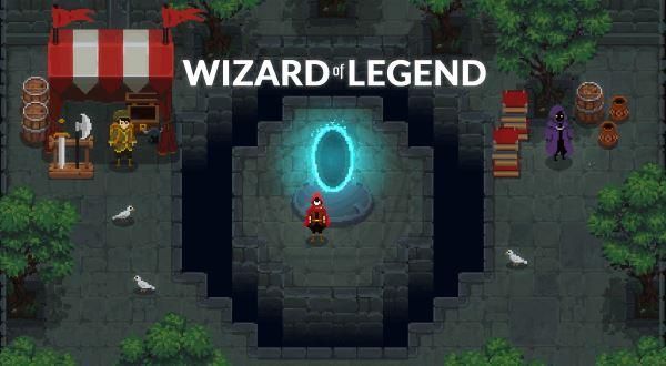Русификатор для Wizard of Legend